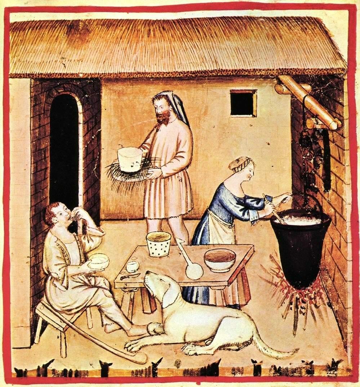 Donna nel medioevo