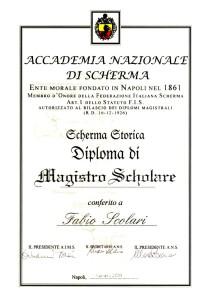 Magistro Scholare