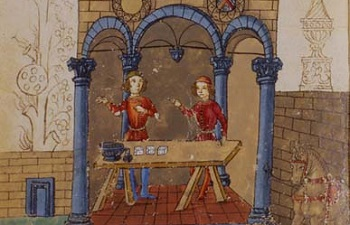 il gioco nel medioevo accademia fabio scolari
