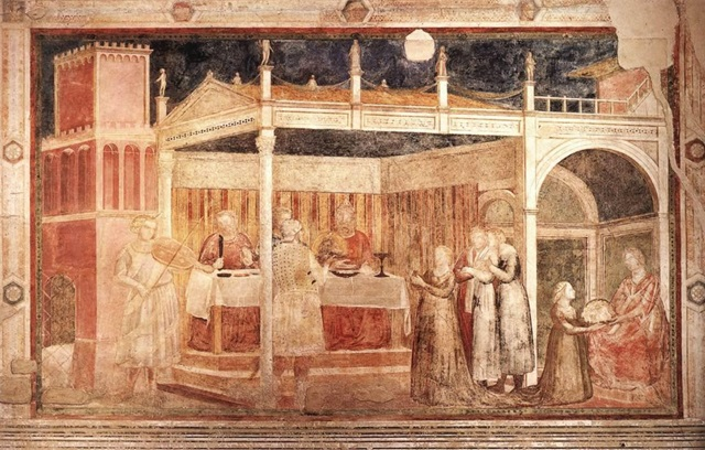 Pittura Murale Medievale Accademia Fabio Scolari