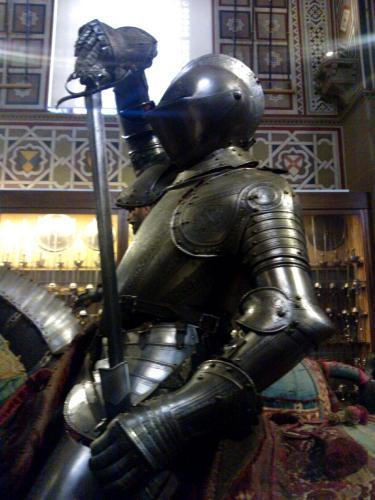 Visita al Museo Stibbert - Firenze - 2015