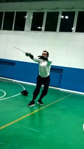 Accademia Fabio Scolari Allenamento Scherma Storica Verona 2017-11-27 22.53.16