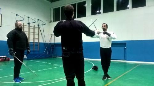 Accademia Fabio Scolari Allenamento Scherma Storica Verona 2017-11-27 22.55.51