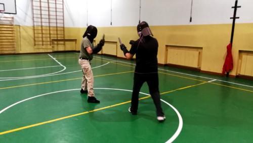 Allenamento Knife Fencing 2018-01-09 22.03.34