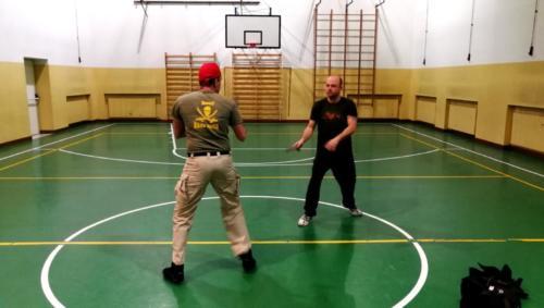 Allenamento Knife Fencing 2018-01-09 22.07.48