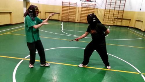 Allenamento Knife Fencing 2018-01-09 22.14.59