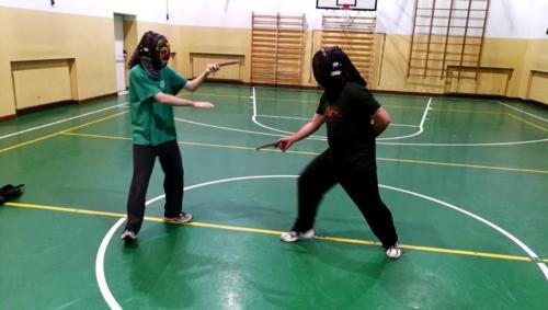 Allenamento Knife Fencing 2018-01-09 22.15.06