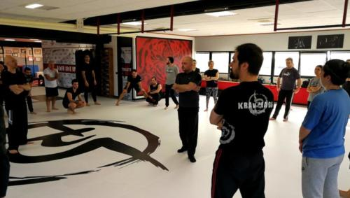 Allenamento Knife Fencing 2018-01-20 11.52.36