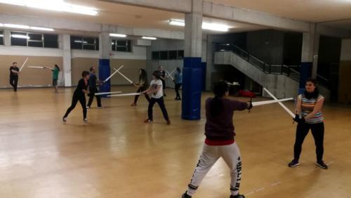 Accademia Fabio Scolari Allenamento Scherma Storica Valpolicella 2018-02-07 22.51.48