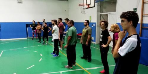 Accademia Fabio Scolari Allenamento Scherma Storica Verona 2018-10-10 22.20.14