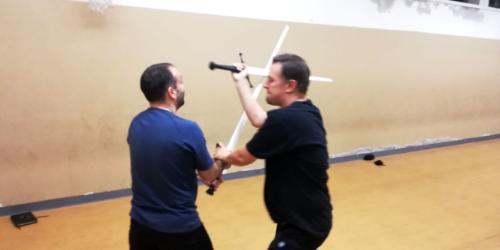 Accademia Fabio Scolari Allenamento Scherma Storica Valpolicella 2018-10-11 22.42.50
