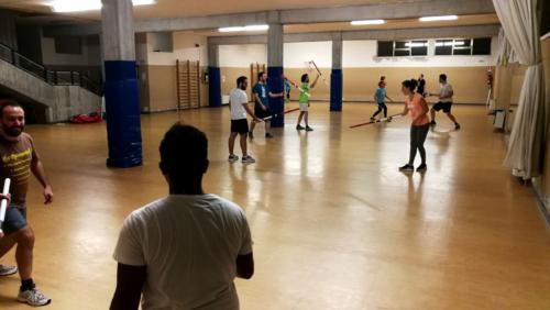Accademia Fabio Scolari Allenamento Scherma Storica Valpolicella 2018-10-18 22.29.21