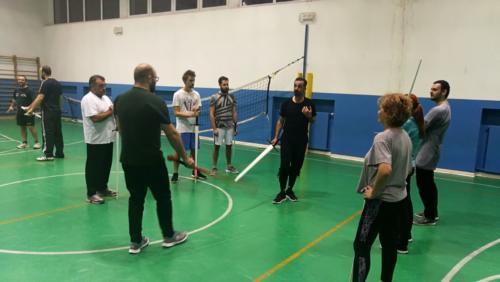 Accademia Fabio Scolari Allenamento Scherma Storica Verona 2018-10-31 22.52.43