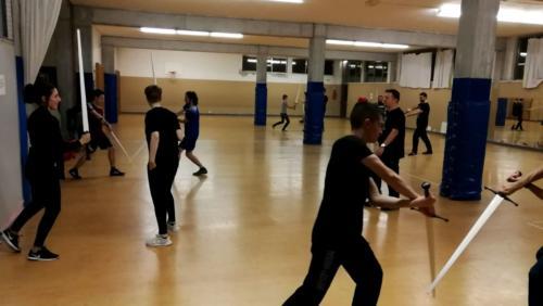 Accademia Fabio Scolari Allenamento Scherma Storica Valpolicella 2018-12-13 22.54.13