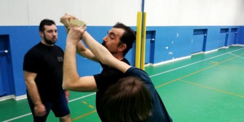 Accademia Fabio Scolari Allenamento Scherma Storica Verona 2018-12-17 22.40.38
