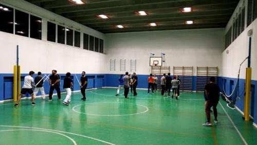 Accademia Fabio Scolari Allenamento Scherma Storica Verona 2019-01-16 21.37.09-1