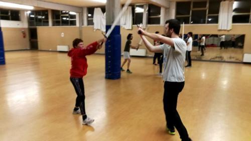 Accademia Fabio Scolari Allenamento Scherma Storica Valpolicella 2019-04-18 22.52.32
