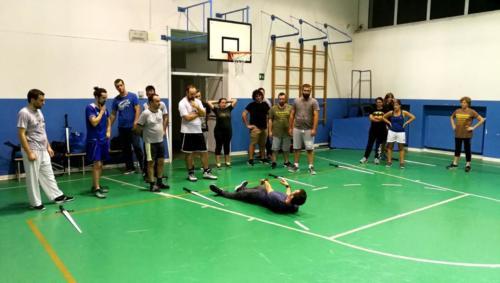 Accademia Fabio Scolari Allenamento Scherma Storica Verona 2019-09-30 21.32.54