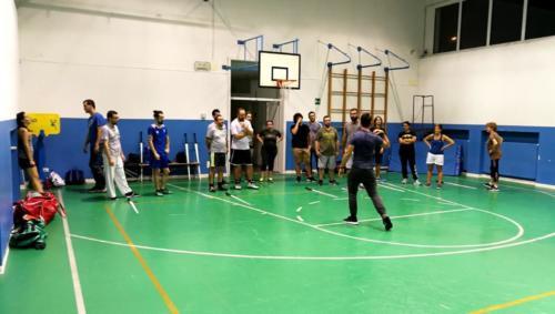 Accademia Fabio Scolari Allenamento Scherma Storica Verona 2019-09-30 21.33.11