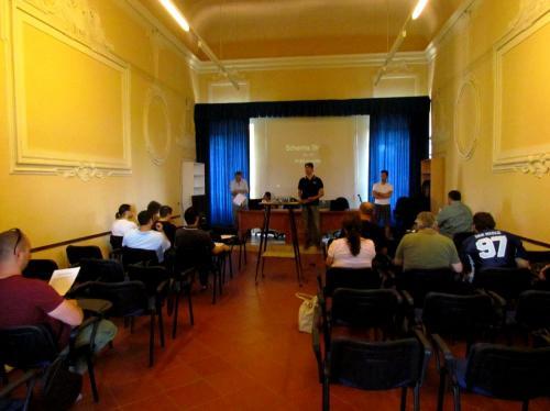 Stage Scherma Storica Artistica 2013 - 002