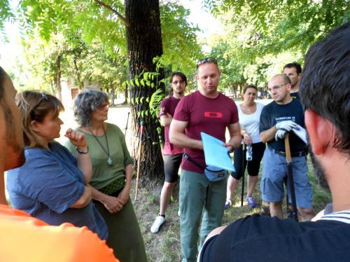 Stage di Scherma Storica Artistica - Villa Buri - Verona - 2013
