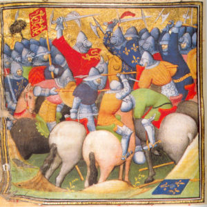 esercito-medievale