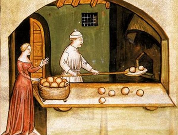 La cucina nel Medioevo: usi e costumi di nobili e popolani ...