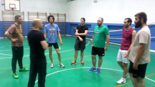 Tecniche di Scherma Corta e Pugnale 07-06-2017