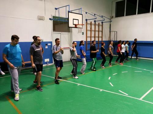 Accademia Fabio Scolari Allenamento Scherma Storica Verona 2017-10-18 21.56.59