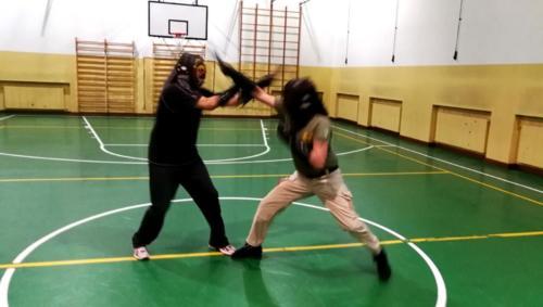 Allenamento Knife Fencing 2018-01-09 22.02.55