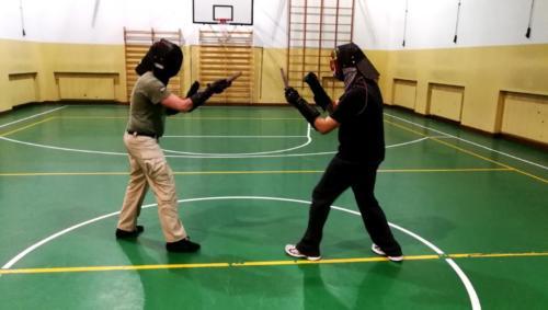 Allenamento Knife Fencing 2018-01-09 22.03.16
