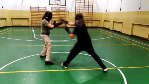 Allenamento Knife Fencing 2018-01-09 22.03.18