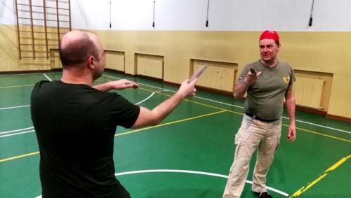 Allenamento Knife Fencing 2018-01-09 22.05.43