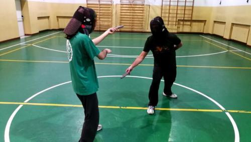 Allenamento Knife Fencing 2018-01-09 22.14.44