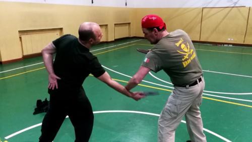 Allenamento Knife Fencing 2018-01-09 22.18.10