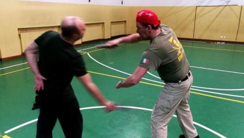 Allenamento Knife Fencing 2018-01-09 22.18.12