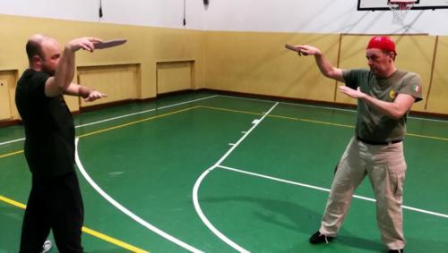 Allenamento Knife Fencing 2018-01-09 22.44.31