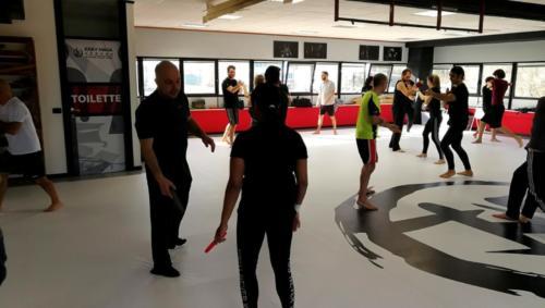 Allenamento Knife Fencing 2018-01-20 11.38.16