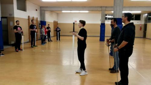 Accademia Fabio Scolari Allenamento Scherma Storica Valpolicella 2018-12-13 23.00.42
