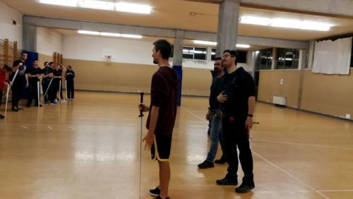 Accademia Fabio Scolari Allenamento Scherma Storica Valpolicella 2018-12-13 23.03.29