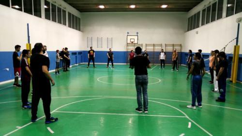 Accademia Fabio Scolari Allenamento Scherma Storica Verona 2019-02-27 21.29.43