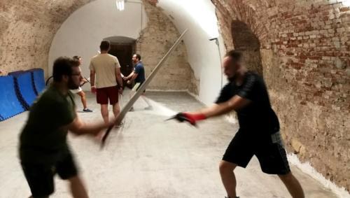 Accademia Fabio Scolari Allenamento Scherma Storica Verona 2019-07-02 22.43.54