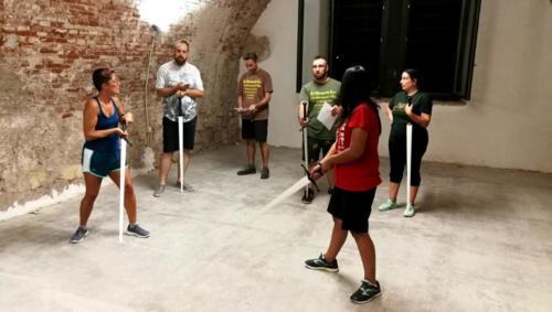 Accademia Fabio Scolari Allenamento Scherma Storica Verona 2019-09-03 23.20.37
