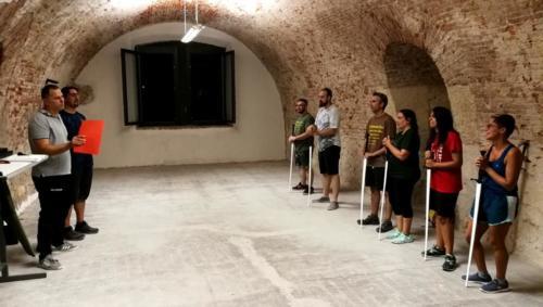 Accademia Fabio Scolari Allenamento Scherma Storica Verona 2019-09-03 23.49.49