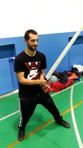 Accademia Fabio Scolari Allenamento Scherma Storica Verona 2019-10-23 22.44.43
