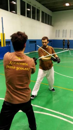 Accademia Fabio Scolari Allenamento Scherma Storica Verona 2019-12-02 22.11.42