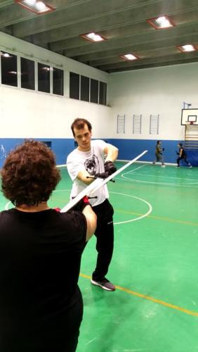Accademia Fabio Scolari Allenamento Scherma Storica Verona 2019-12-02 22.12.00