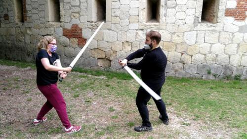 Allenamento Scherma Storica Verona 2021-05-22 16.33.55