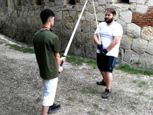 Allenamento Scherma Storica Verona 2021-06-05 16.28.29