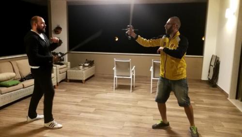 Accademia Fabio Scolari Allenamento Scherma Storica Verona 2019-09-27 21.49.32